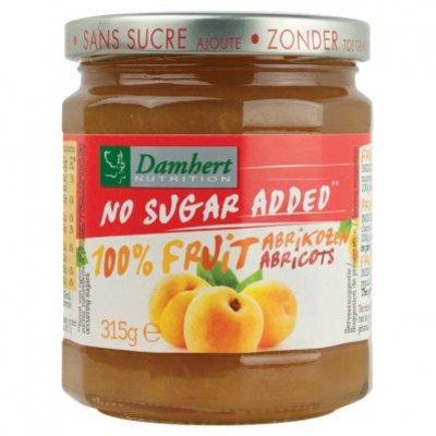 Damhert Abrikozen fruitbeleg
