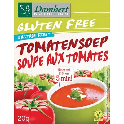 Damhert Glutenvrij groentesoep bio