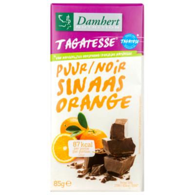 Damhert Tagatesse chocoladetablet puur sinaas