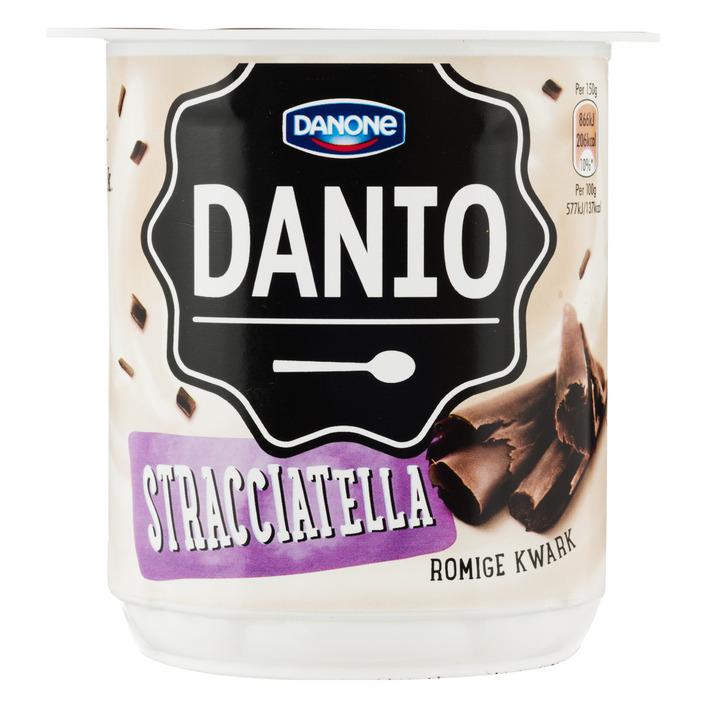Danone Danio stracciatella