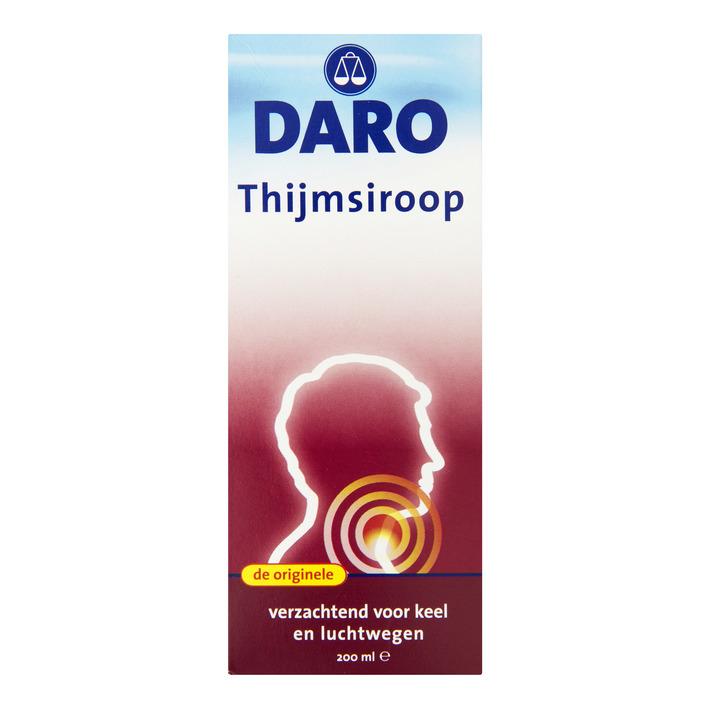 Daro Thijmsiroop