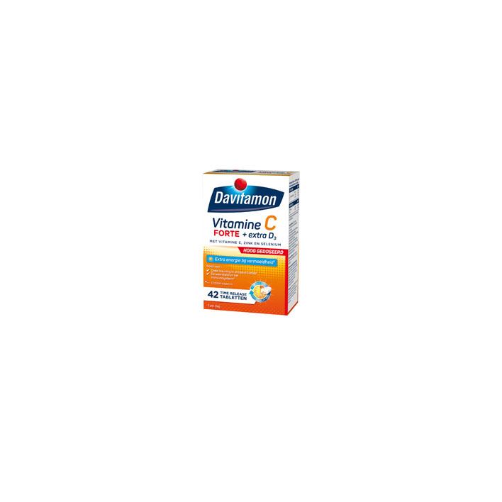 Davitamon Vitamine C forte tabletten