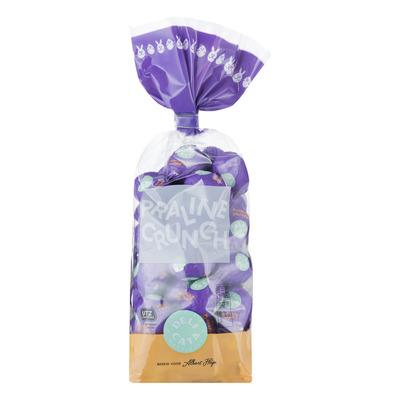 Huismerk Chocolade eitjes praline crunch