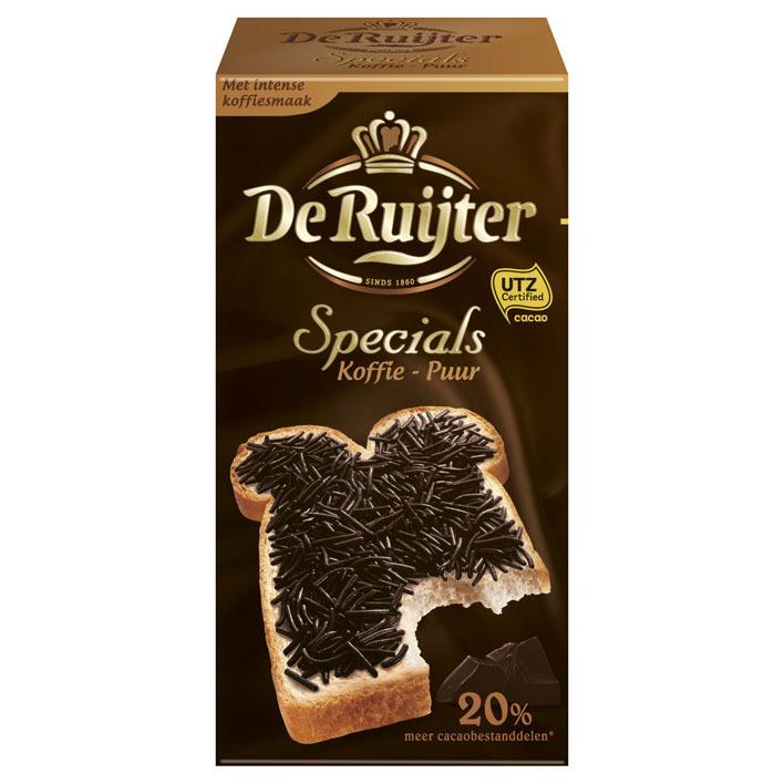 De Ruijter Specials koffie puur