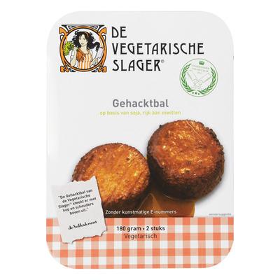 Vegetarische Slager Gehacktbal