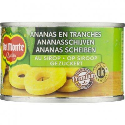 Del Monte Ananasschijven op siroop