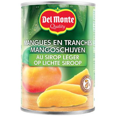 Del Monte Mangoschijven op lichte siroop