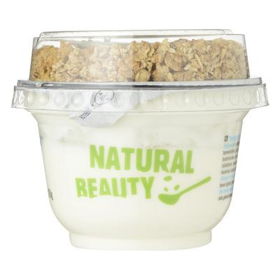 Huismerk Yoghurt muesli naturel
