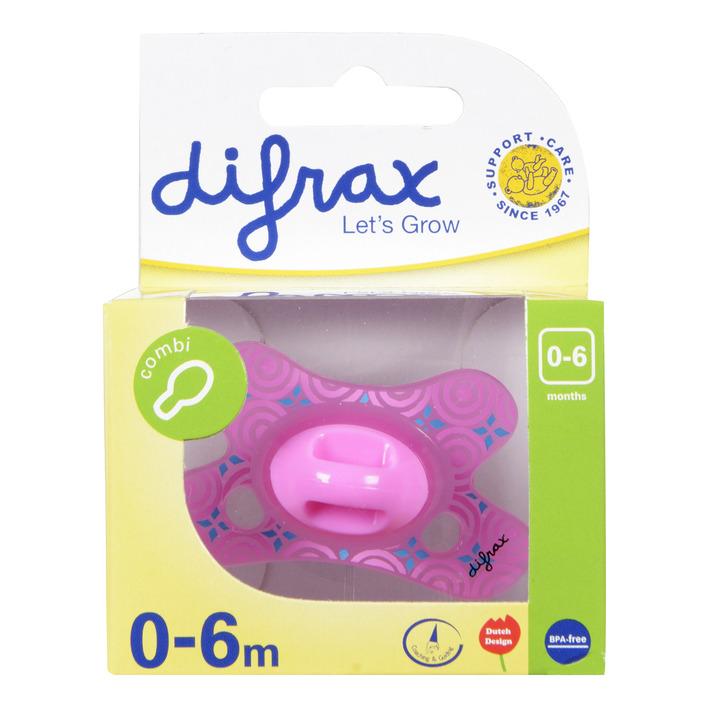 Difrax Fopspeen mini combi