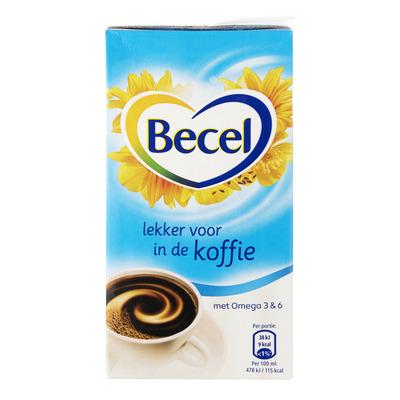 Becel Voor in de koffie
