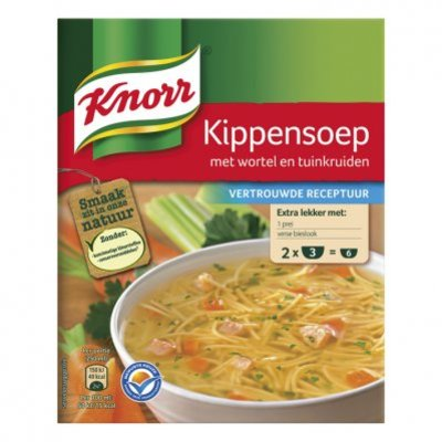 Knorr Mix kippensoep