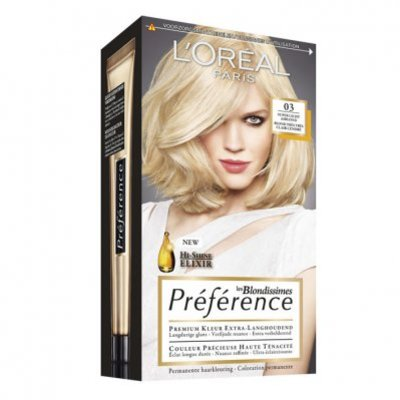 L'Oréal Preference recital blondissimes 03