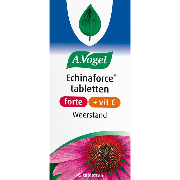 A. Vogel Echinaforce tabletten forte + vitamine C