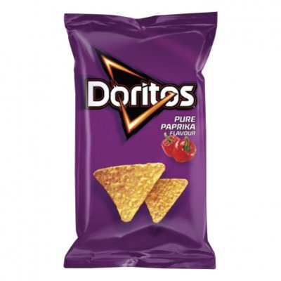 Doritos Pure paprika tortilla chips
