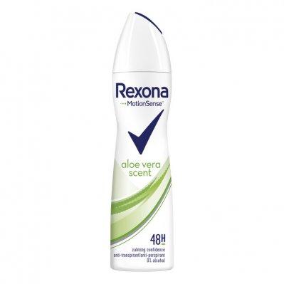 Rexona Deodorant spray women fresh aloe vera