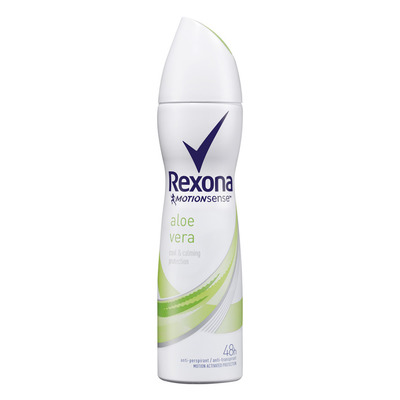 Rexona Deodorant spray women fresh aloe vera