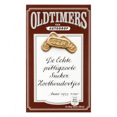 Oldtimers Pittigzoete Sneker zoethoudertjes
