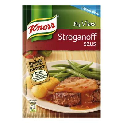 Knorr Mix stroganoff saus