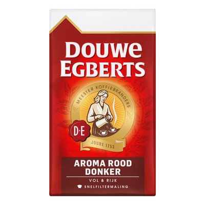 Douwe Egberts Aroma rood donker filterkoffie