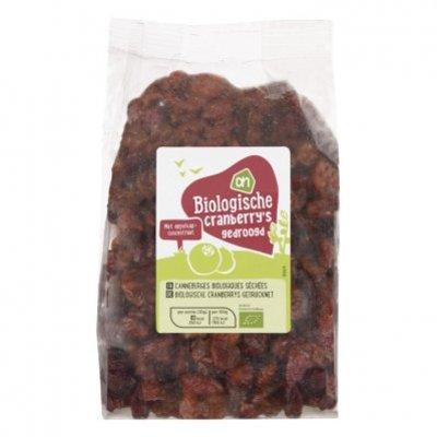 Huismerk Biologisch Cranberry's