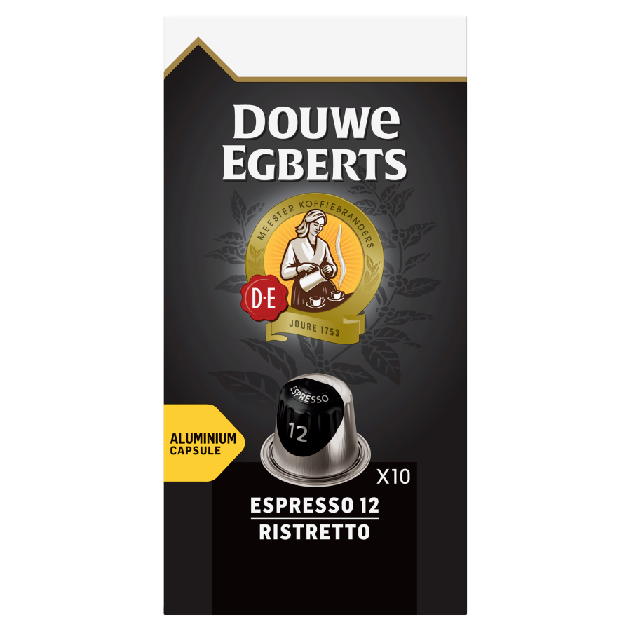 Douwe Egberts Capsules espresso 10 stuks