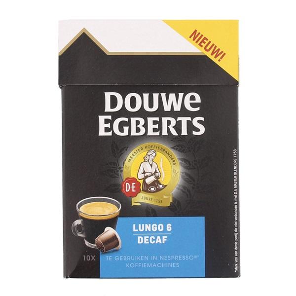Douwe Egberts Aroma Rood Koffiecapsules Decafe