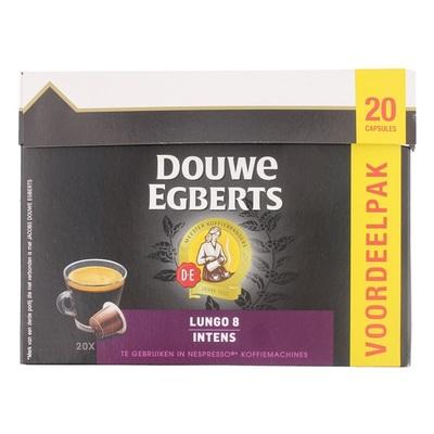 Douwe Egberts Koffiecapsules Lungo Intens