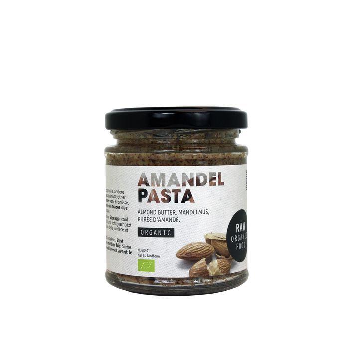 Raw Organic Food Amandelpasta