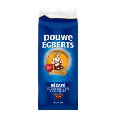 Douwe Egberts Décafé cafeïnevrije Koffiebonen