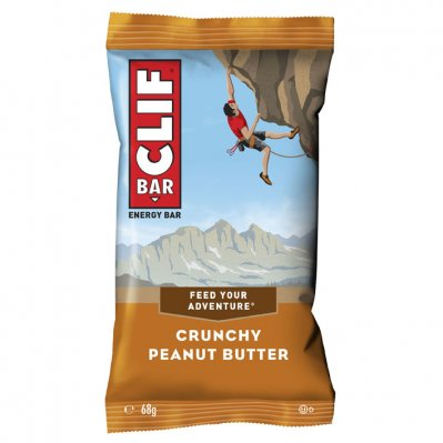 Clif Bar Crunchy peanut butter energy bar