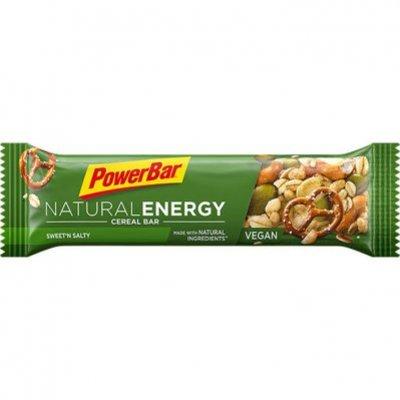 Powerbar Natural energy cereal sweet n salty