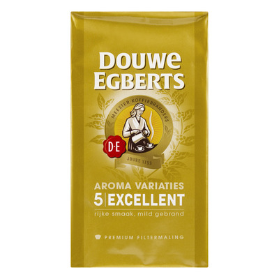 Douwe Egberts Excellent 5 filterkoffie