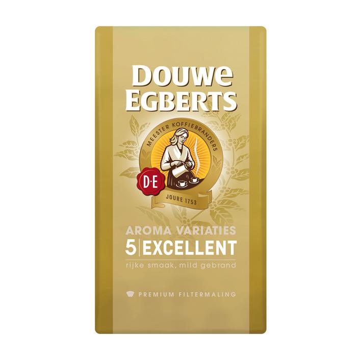 Douwe Egberts Excellent 5 filterkoffie