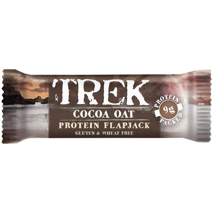Trek Cocoa flapjack