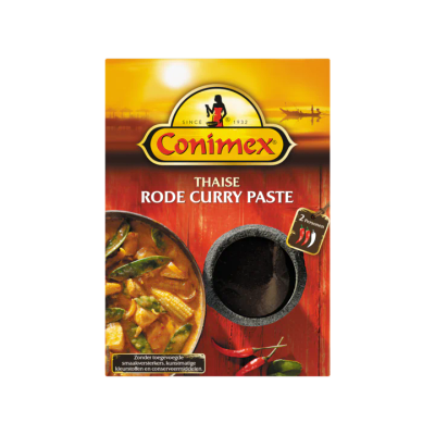 Conimex Curry Paste Rode 2 Porties