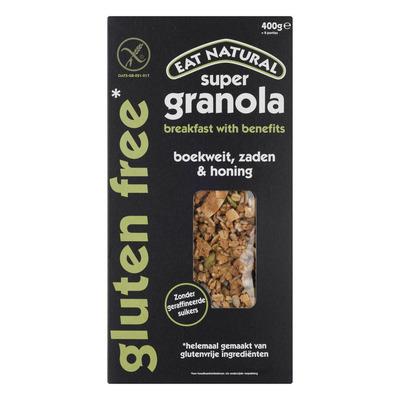 Eat Natural Super granola gluten free boekweit