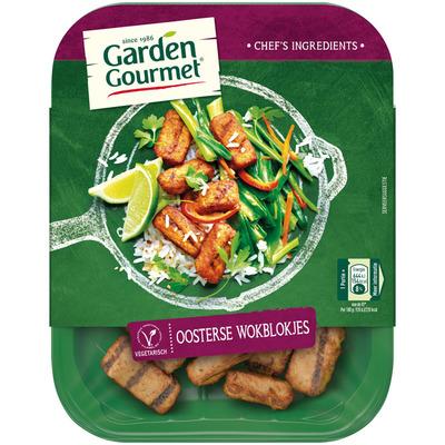 Garden Gourmet Vega oosterse wokblokjes