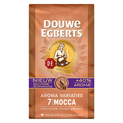 Douwe Egberts Mocca 7 filterkoffie