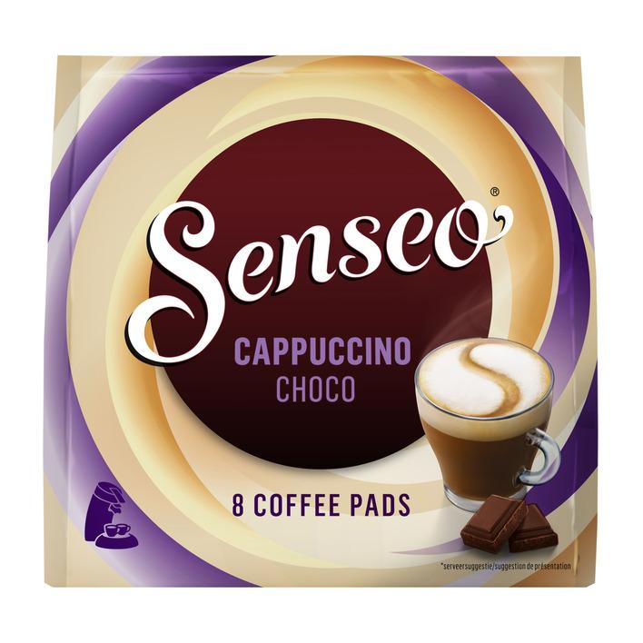 Senseo Cappuccino choco koffiepads