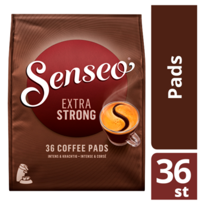 Senseo Extra Strong Coffee Pads Voordeelpak