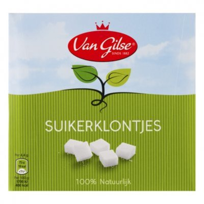 Van Gilse Originele suikerklontjes