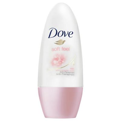 Dove Deodorant roller soft feel