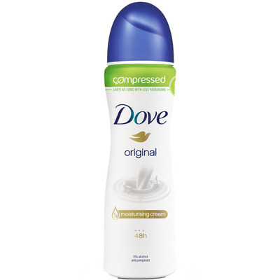 Dove Deodorant spray original