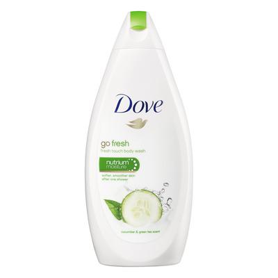 Dove Fresh touch douchecrème