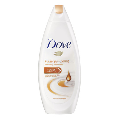 Dove Douchecrème caring oils