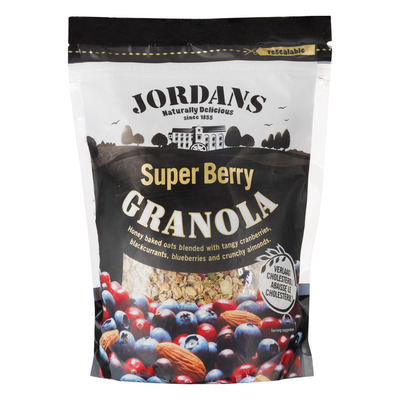Jordans Superberry granola