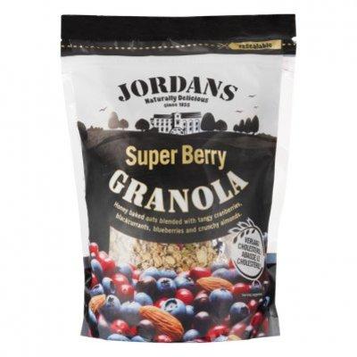 Jordans Superberry granola