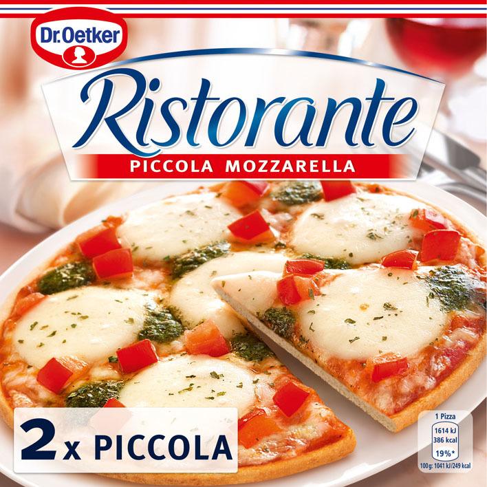 Dr. Oetker Ristorante pizza piccola mozzarella