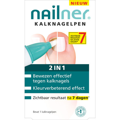 Nailner Kalknagelpen 2-in-1