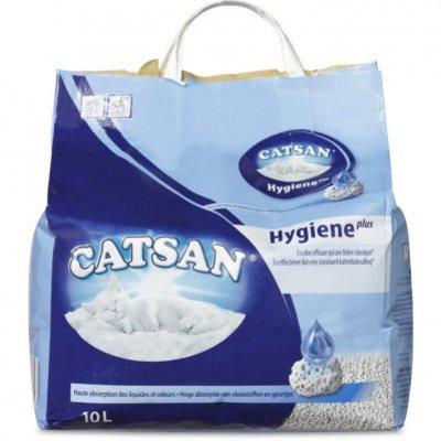 Catsan Kattenbakvulling hygiene plus